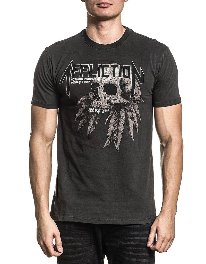 AFFLICTION Affliction Mens AC Remains Reversible Tee