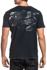 AFFLICTION Affliction Mens High Speed Reversible Tee