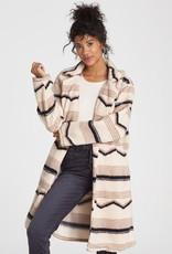 Billabong Billabong Womens Montreal Longlin Jacket