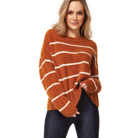 DEX Dex Stripe Sweater