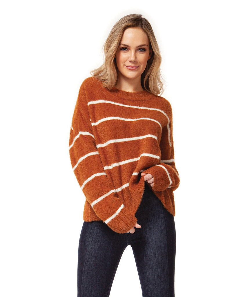 DEX Dex StripeSweater