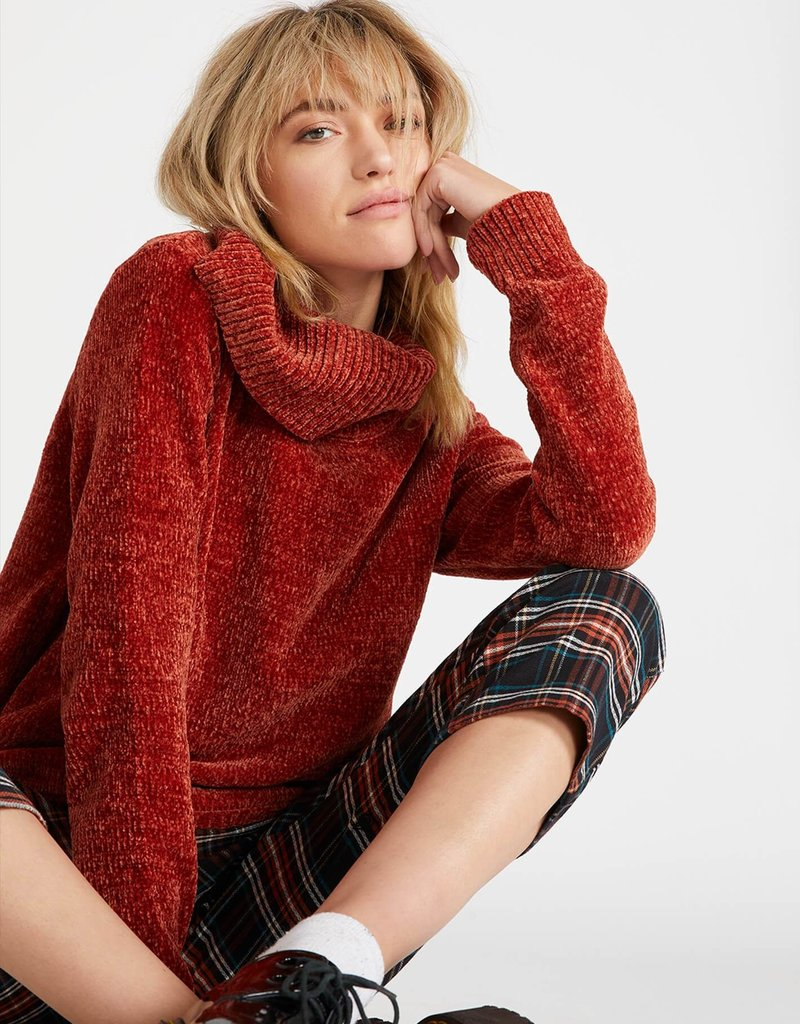 Volcom Volcom Womens Cozy On Over Sweater