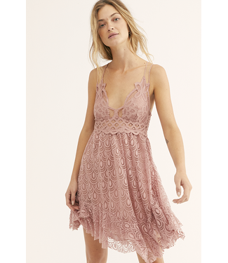 Free People Free People Adella Velvet Burn Out Slip