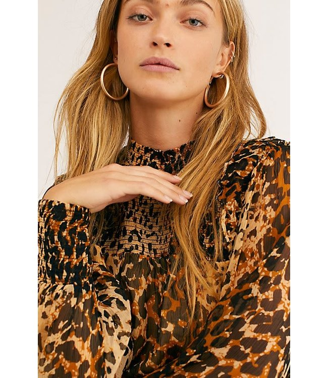 Free People Free People Roma Blouse