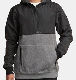 RUCA RVCA Mens Fleece Camden Jacket