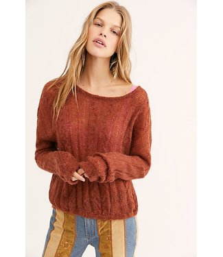 Free People Free People Angel Soft Pullover