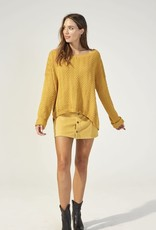 MinkPink Minkpink Something About You Sweater