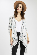 Gentle Fawn Gentle Fawn Heron Kimono