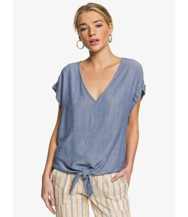 Roxy Womens Born To Try Top