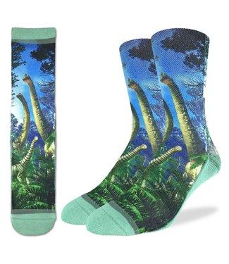 Good Luck Socks Dinosaurs
