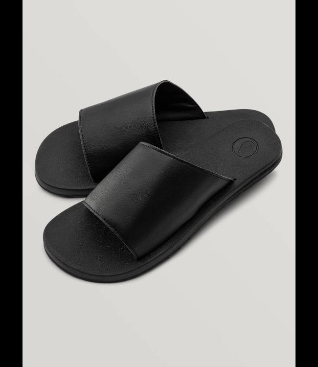 Volcom Womens E-Cliner Slide Sandal