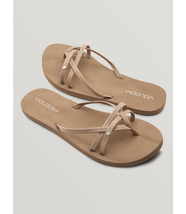 Volcom Womens Look Out Beach Sandal