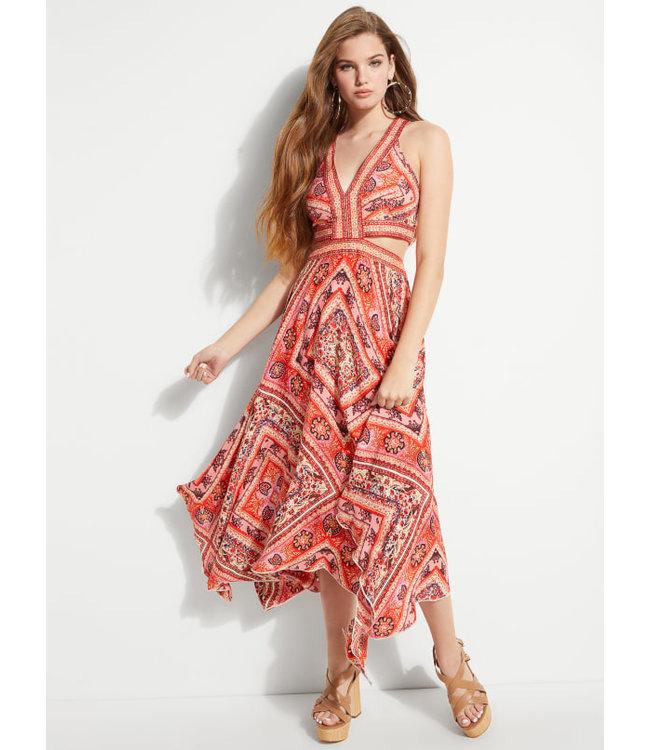 Guess Womens Taj Dress