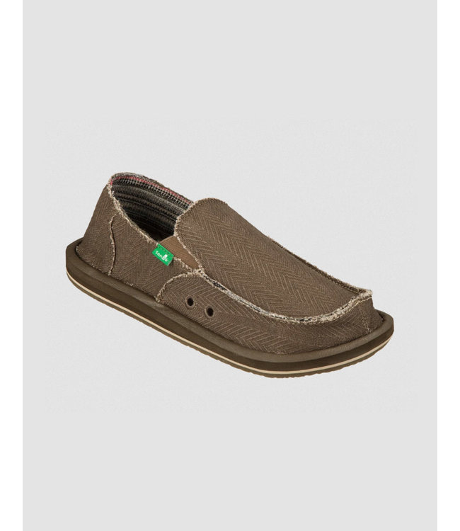 Sanuk Mens Hemp