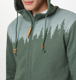 Ten Tree Ten Tree Mens Classic Juniper Zip Hoody