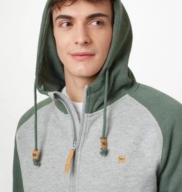 Ten Tree Ten Tree Mens Oberon Zip Hoody