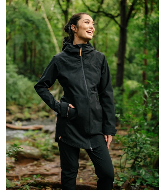 Ten Tree Ten Tree Womens Destination Rain Jacket