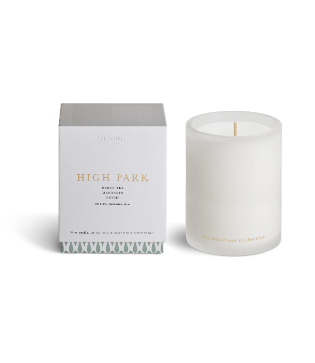 Vancouver Candle Co. High Park 10oz Candle