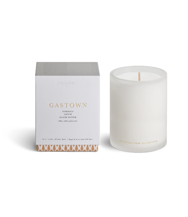Vancouver Candle Co. Gastown10oz Candle