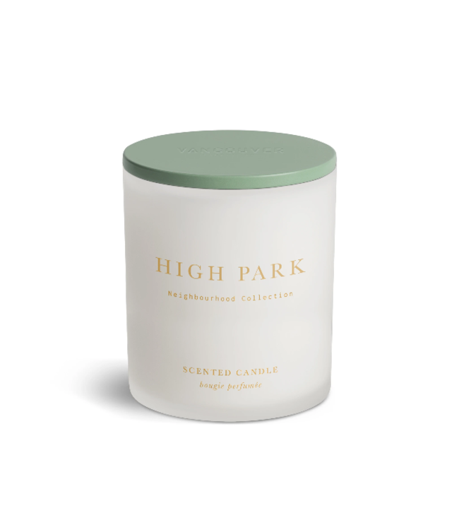 Vancouver Candle Co. High Park 5oz Candle
