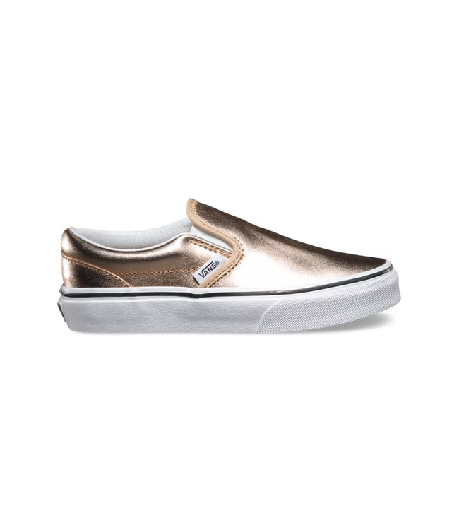 Vans Youth Classic Slip-On Rose Gold