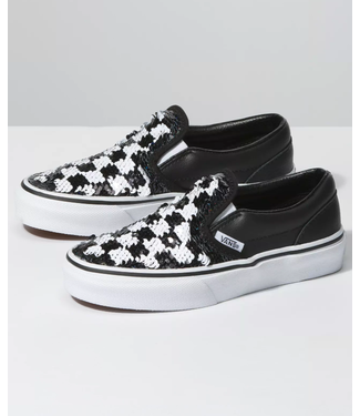 Vans Vans Youth Classic Slip-On Sequins
