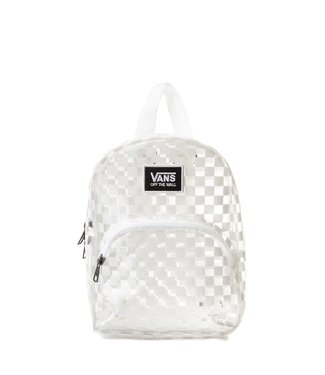Vans Vans Clear Getting Mini Backpack