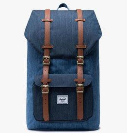 Herschel Herschel Little America Backpack Faded Denim