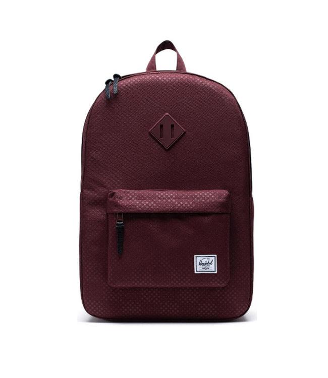 Herschel Heritage Backpack Plum