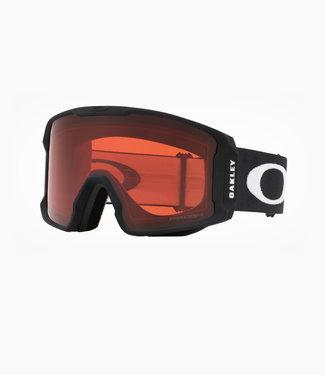 Oakley Oakley Line Miner Matte Black/Prizm Goggle Rose