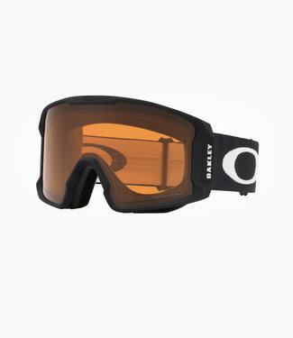 Oakley Oakley Line Miner Matte Black/Prizm Goggle Persimmon