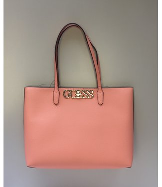 Guess Guess Purse Uptown Chic Tote Peach