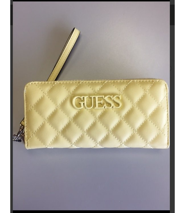 Guess Wallet Elliana Yellow