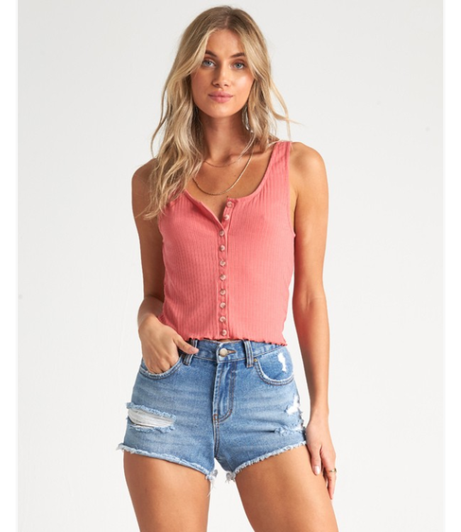 Billabong Womens Find A Way Top