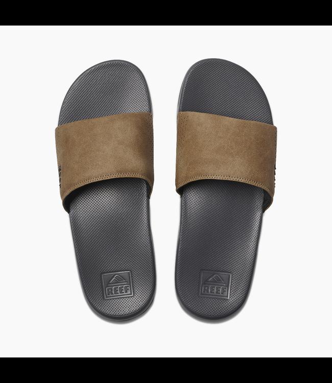 Reef Mens One Slide Sandal