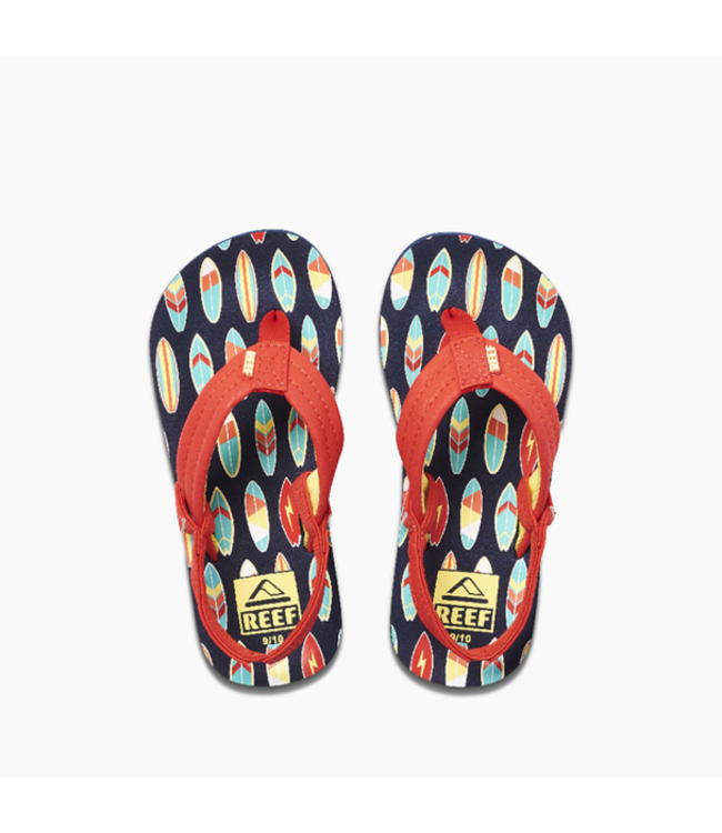Reef Kids Little Ahi Sandal