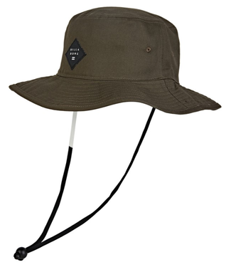 Billabong Billabong Mens Big John Safari Hat Brown