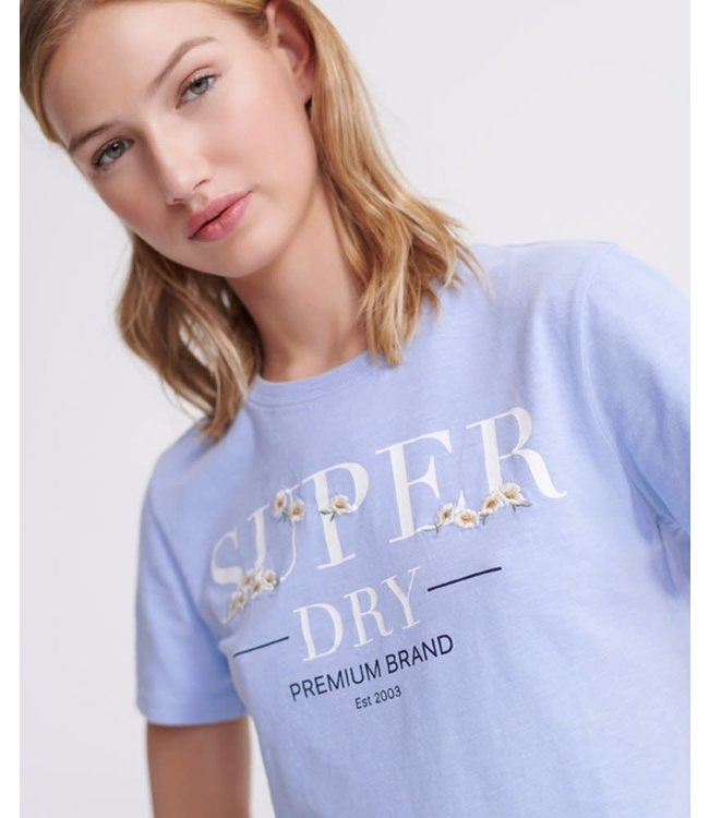 Super Dry Womens Serif Floral