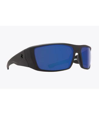 Spy Spy Dirk Matte Black Bronze Polar Dark Blue Spectra