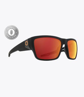 Spy Spy Dirty Mo 2 Dale Jr Matte Black Orange Spectra