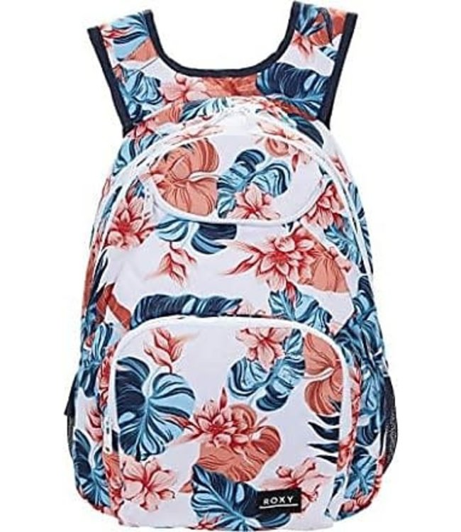 Roxy Shadow Swell Backpack Bright White