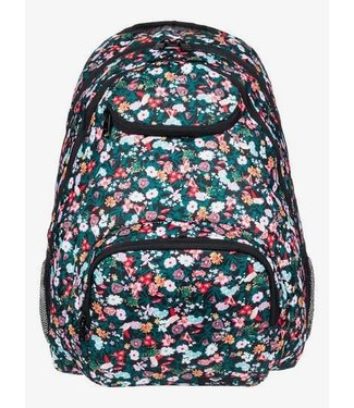 ROXY Roxy Shadow Swell Backpack Anthracite Bouquet