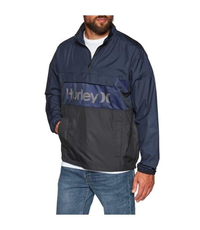 Hurley Mens Siege Anorack Jacket