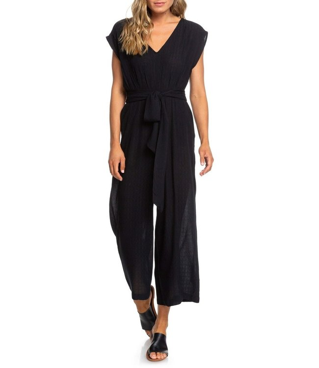 Roxy Womens Same Old Blues Jump Suit
