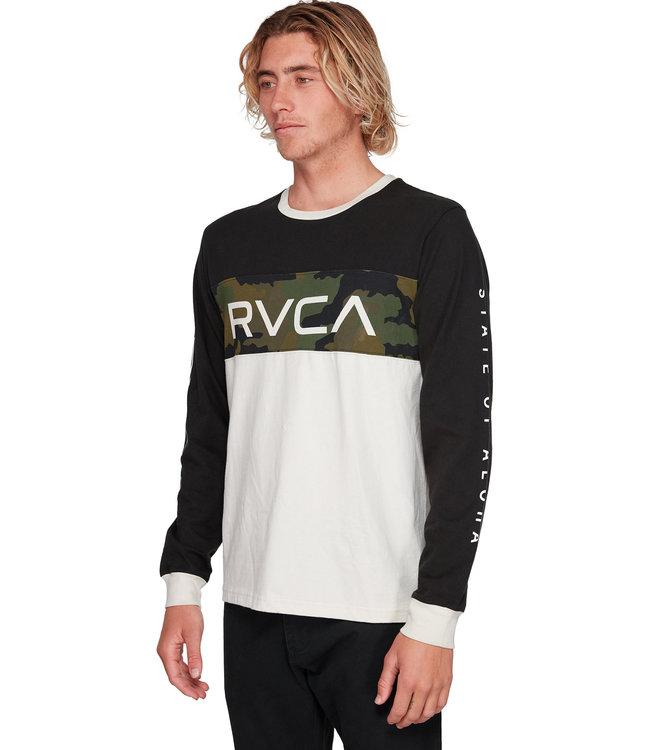 RVCA Mens Boar Hunt LS
