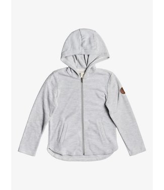ROXY Roxy A Million Dreams Zip-Up Fleece Hoodie