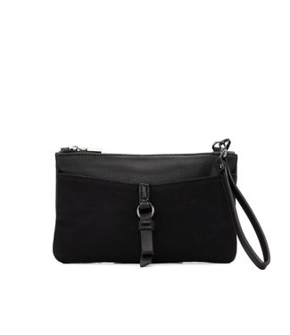 Co-Lab CO-LAB  Suede Small Crossbody