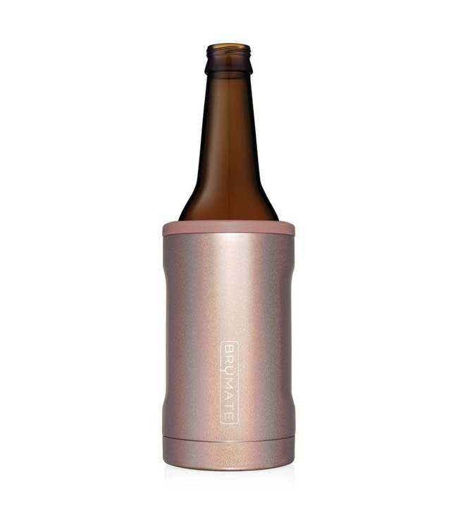 BruMate Hopsulator Bott'l Glitter Rose Gold