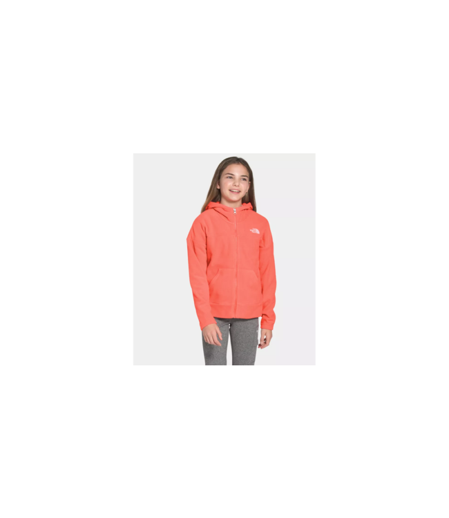 North Face Girls Glacier Hoodie
