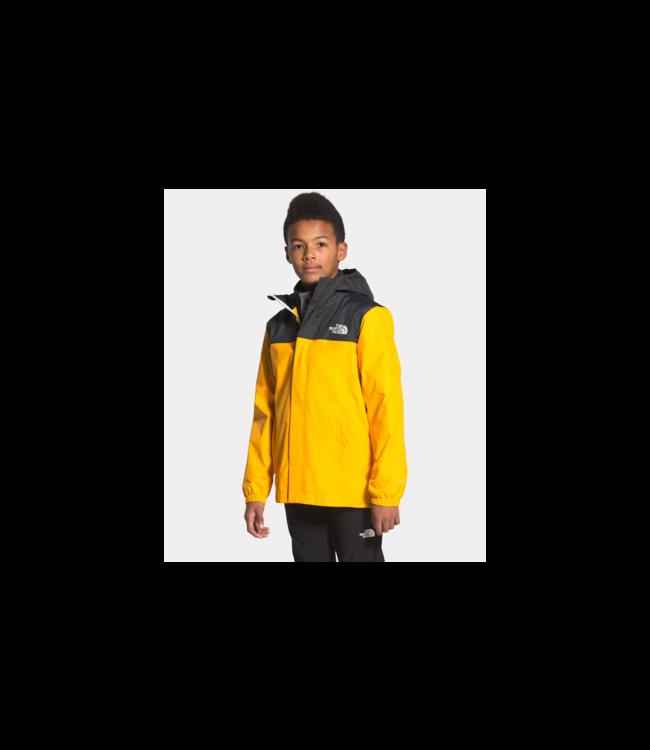 North Face Kids Warm Storm Jacket Summit Gold